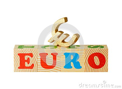 Euro Wooden Blocks
