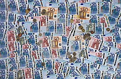 Euro Zone - Cash - Background