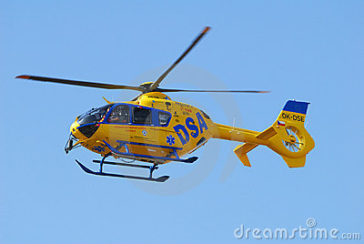 Eurocopter EC-135T2 Editorial Image