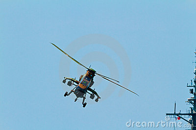 Eurocopter EC-665 Tiger Editorial Photography