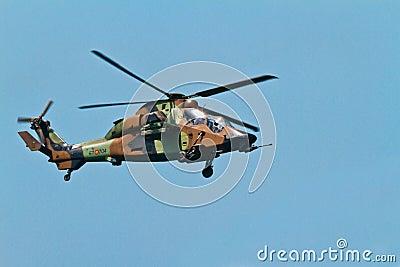 Eurocopter EC-665 Tiger Editorial Photography