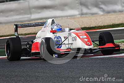 EUROCUP FORMULA RENAULT 2.0 Editorial Photo