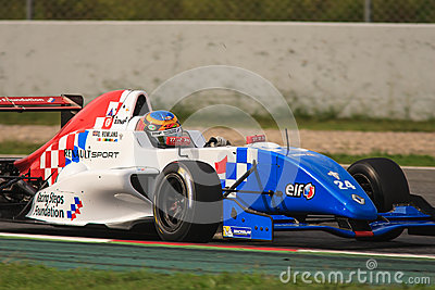 EUROCUP FORMULA RENAULT 2.0 Editorial Photography
