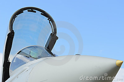 Eurofighter Typhoon Editorial Stock Photo
