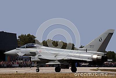 Eurofighter Typhoon-3 Editorial Photography