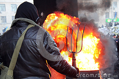 Euromaidan Editorial Image