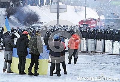 Euromaidan Editorial Photography