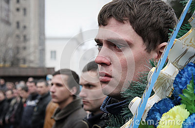 Euromaidan Editorial Photo