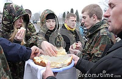 Euromaidan Editorial Photo