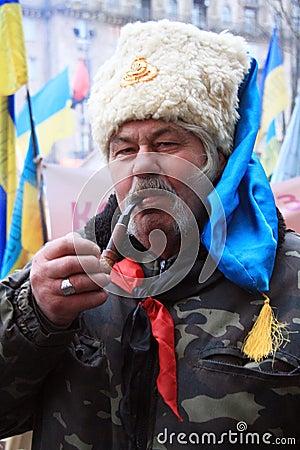 Euromaydan Editorial Image