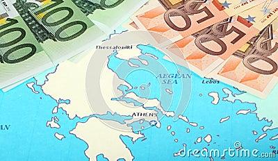 Europa helpt Griekenland