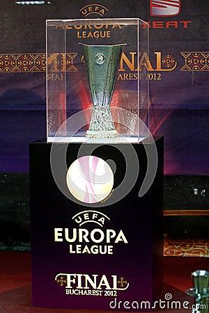 Free Europa League Final Bucharest Royalty Free Stock Photos - 24657858