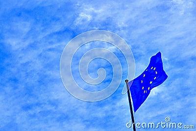 Europa sjunker