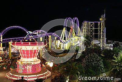 Europark Amusement Park