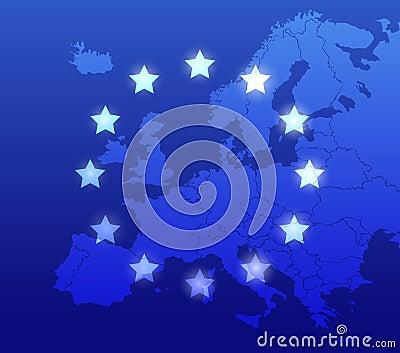 Europe background