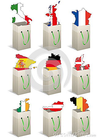 Europe bags