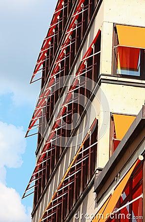 Europe building details