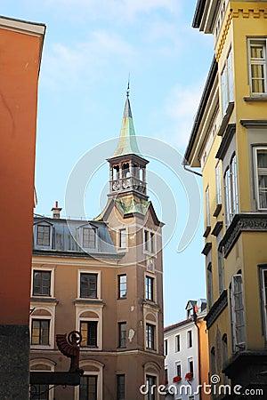 Europe buildings