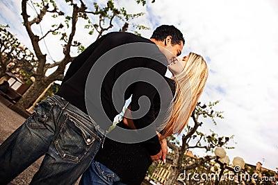 Europe City Kiss