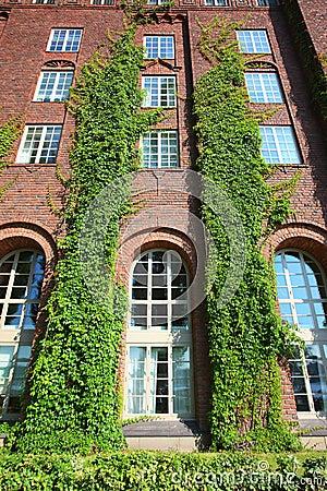 Europe classic building