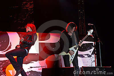 Europe in Concert Editorial Stock Photo