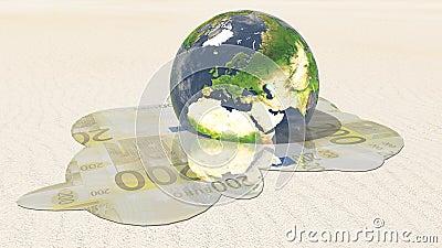 Europe euro melt