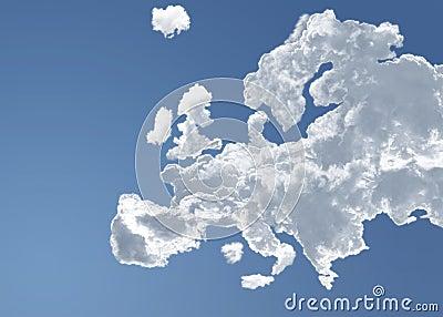Europe in heaven