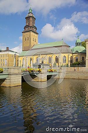 svenska kyrkan göteborg
