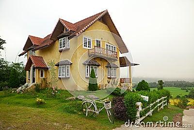 Europe Style House