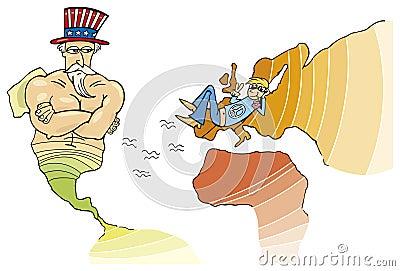 Europe and USA