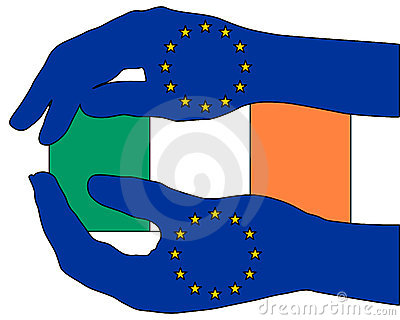 European aid for Ireland