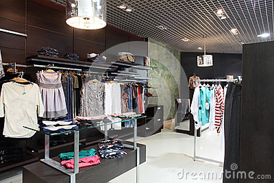 fashion brand shop