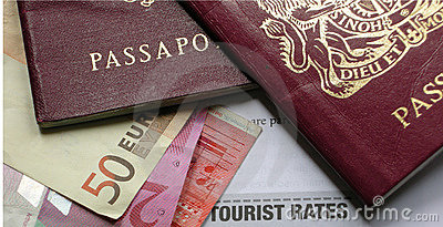 European Business travel passports