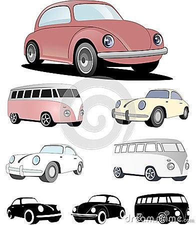 European car design of the past
