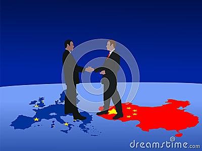 European Chinese meeting