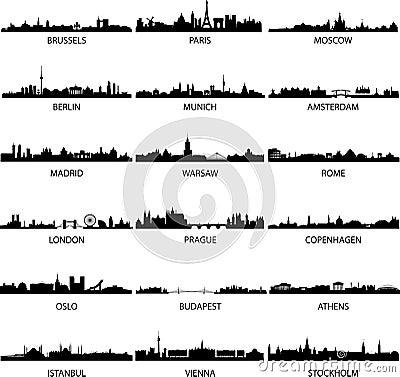 Free European Cities Stock Photo - 15331230