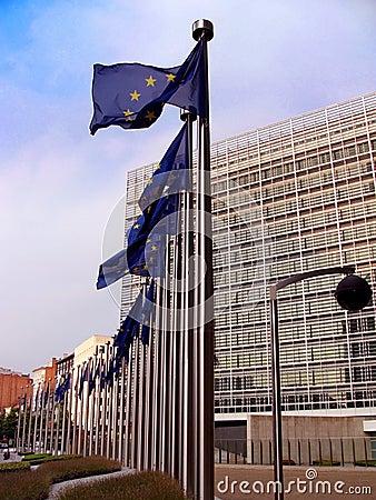 Free European Commission 1 Royalty Free Stock Photos - 1293978