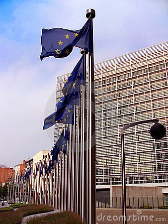 European Commission 1 Editorial Stock Photo