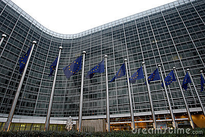 European Commission in Bruxelles
