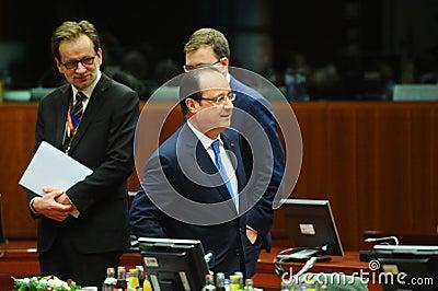 European Council Summit