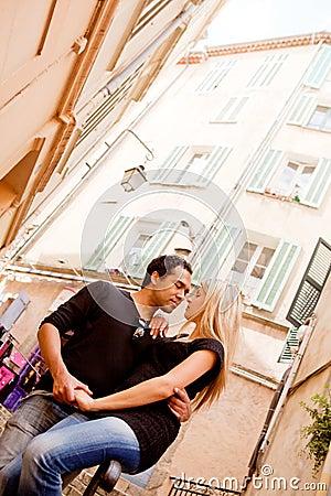 European Couple