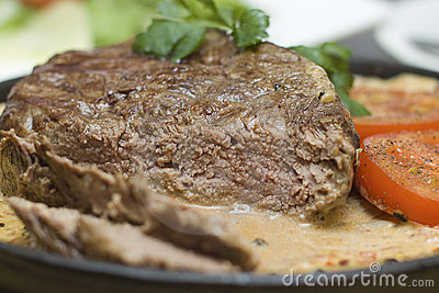 European cuisine - gourmet food