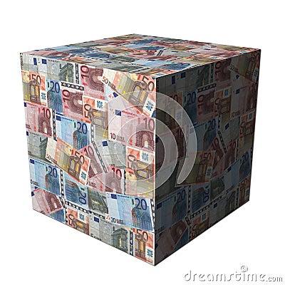 European Euros cube