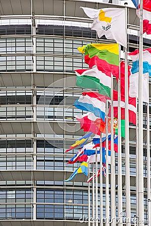 European Flag Languages