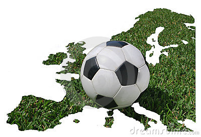 European football, soccer championship 2008