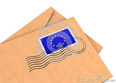 European mail