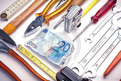 European money and tools to fix it