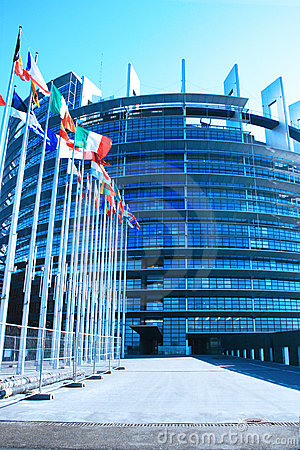 Free European Parliament Royalty Free Stock Photography - 1944007
