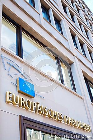 Free European Parliament Berlin Stock Images - 16677394