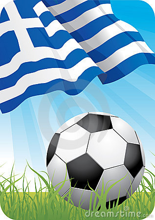 Free European Soccer Championship 2008 - Greece Stock Images - 5347744